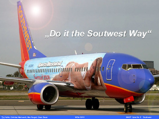 Vorschau: Management: Fallstudie: Southwest Airlines